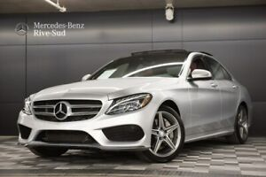 2015 Mercedes Benz C-Class C300 4MATIC, ENSEMBLE SPORT