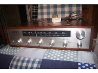 Vintage Sony FM Stereo / FM - AM Receiver STR 122
