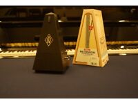 New German Wittner metronome in box - Can post