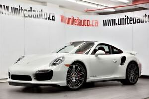 2014 Porsche 911 TURBO - PDK / NAV / PARKING SENSOR / PANO ROOF