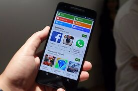 Perfect Condition - Nexus 6p - 32GB - Black