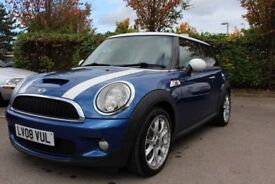 Mini cooper S, FSH, Manual, Panoramic roof, MOT till september, 2 keys
