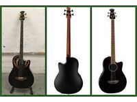 OVATION ACOUSTIC BASS WANTED