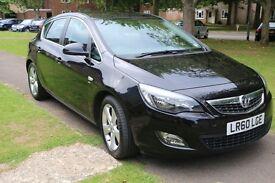 48k miles Vauxhall Astra 2.0 Cruise Ctrl, Parking Sensors, CDTi 16v SRi 5dr