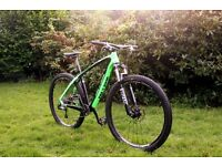 On One Lurcher - Full Carbon 29er Hardtail Mountain Bike- Lovely Condition (Medium)