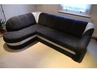 Corner Sofa Bed in mint condition.