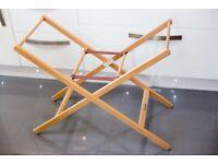 Mamas & Papas moses basket stand - hardly used