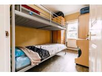 A LOVELY SINGLE ROOM AVAILABLE IN SPACIOUS CONTEMPORARY HOUSE IN ZONE 2