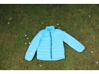 CHILDRENS LIGHTWEIGHT PADDED INSULATED JACKET COAT