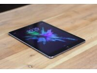 iPad Air 2 128gb good condition with case