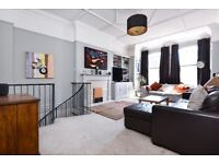 ELMBOURNE ROAD - An exceptionally large split level two bedroom conversion flat.