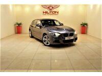 BMW 1 SERIES 1.6 116i M Sport Sports Hatch 5dr (start/stop) + 0 (grey) 2014