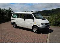 VW Transporter T4 Camper Van