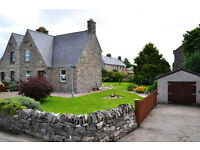 New to Market! 10 Manse Park, Brora - Lovely 2 Bedroom Stone Built House - Fixed Price £125,000