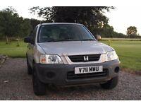 Honda CRV 2ltr petrol 4x4 £175 ono Car now SOLD