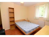 Nice big double room in 5 bedroom house. Well furnished with big wardrobes and sofa.
