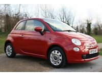 2010 Fiat 500 1.2 Pop Dualogic (start/stop) AUTOMATIC - GREAT COLOUR COMBO 3M WARRANTY, PX WELCOME