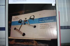 PATTERSON MEDICAL EXERCISE BIKE NEW IN BOX