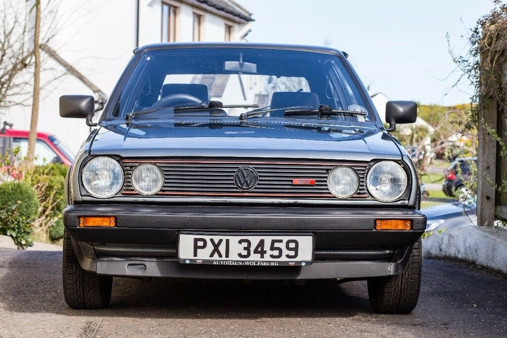 Sold 1986 Vw Polo Mk2 Coupe S 1 3