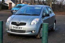 Toyota Yaris 0.98L petrol. New MOT LOW millage