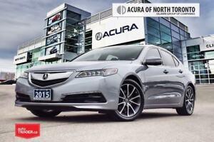 2015 Acura TLX 3.5L SH-AWD w/Tech Pkg Navigation  Remote Start