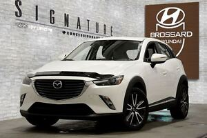 2016 Mazda CX-3 GT CUIR GPS TOIT OUVRANT