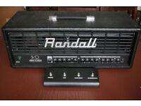 Randall RH 150 G3 Valve Dynamic amp