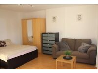 Newly refurbished en suite Studio Near imperial College, BILLS INCLUDED, short term considered!