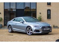 IMMACULATE - AUDI A5 COUPE (66 REG NEW SHAPE) - WILL SELL FAST!
