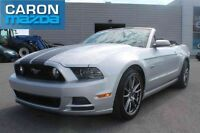 2014 FORD MUSTANG CONVERTIBLE GT 5.0L BREMBO BRAKE, NAVIGATION