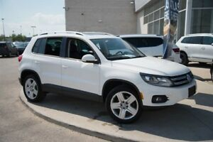 2013 Volkswagen Tiguan Comfortline 6sp at Tip 4M - Power Moonroo