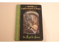 A Series of Unfortunate Events-The Reptile Room-Lemony Snicket