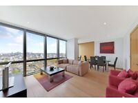 MODERN TWO BEDROOM APARTMENT IN CANARY WHARF NOW AVAILABLE!!!