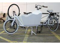 1000W Electric cargo bicycle (e-bike brand new)