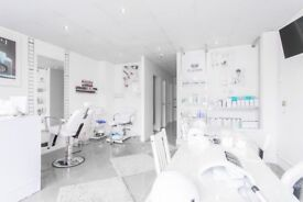 NAIL TECHNICIAN AND BEAUTY THERAPIST REQUIRED FOR IMMEDIATE START