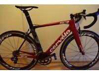 Cervélo S3 - Ultegra Di2 - 2015 - Barely used road racing bike