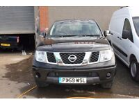 NISSAN NAVARA ACCENTA DOUBLE CAB PICK UP DCI – 59-REG