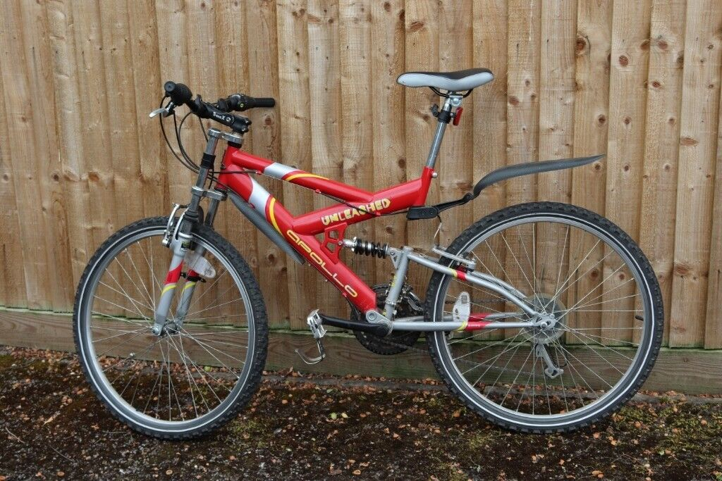 09d31164555 Apollo Unleashed mountain bike for sale | in Exeter, Devon | Gumtree