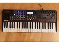 AKAI MKP249 Midi Keyboard/Controller for Logic, ProTools, Cubase, Garageband, Ableton