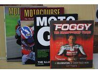 4 Motorbike Books - Excellent condition