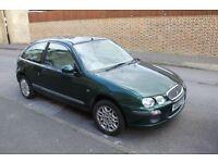 2002 Rover 25 1.4 16V *** NEW MOT *** NO TEXT MESSAGES ***