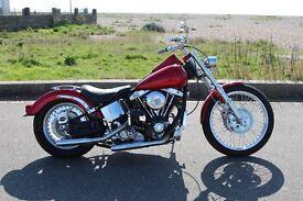 1982 Hardtail Custom Harley Shovel Head