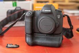 Canon 6D DSLR + extras