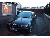 Bmw 318 coupe 2003