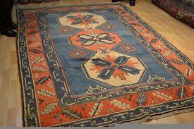 Turkish Kazak Carpet. Size: 3.0 x 2.0 mt