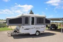 Goldstream Goldwing 2 Camper Trailer Rutherglen Indigo Area Preview