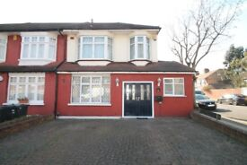 A spacious three bedroom end of terrace house located close to local amenities and mainline station