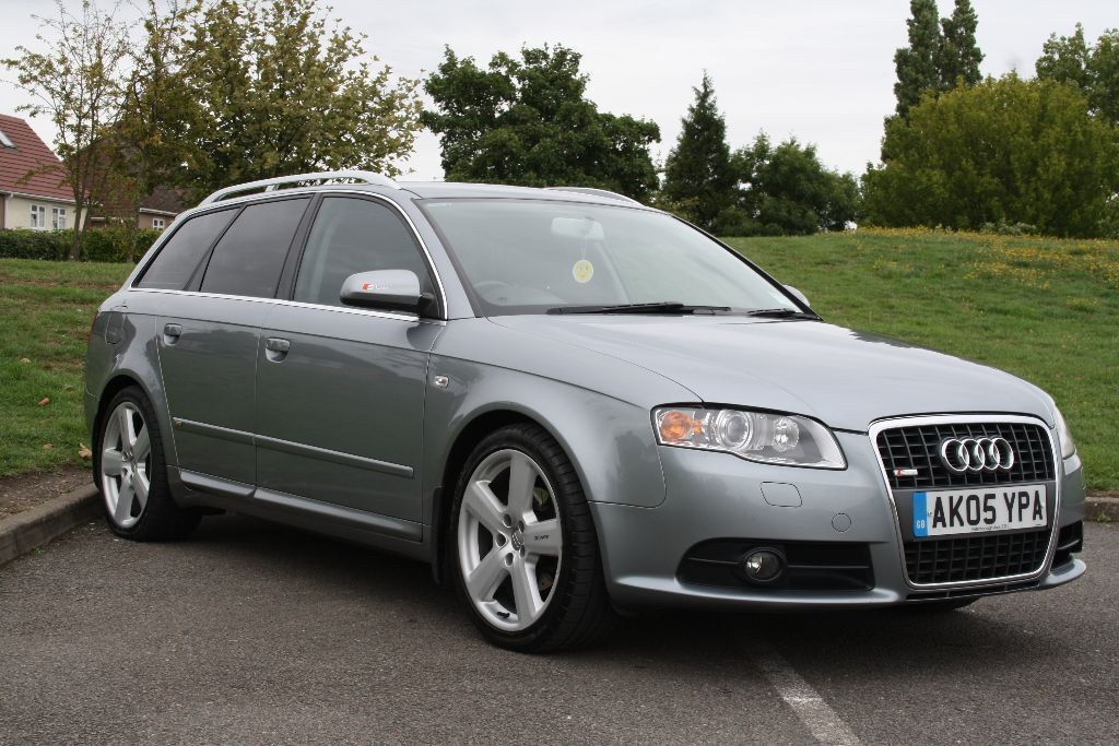 2005 05 audi a4 avant 2 0 tdi cvt s line 5dr automatic. Black Bedroom Furniture Sets. Home Design Ideas