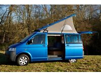 4 Wheel Drive converted VW Van T30 TDi with Pop top, low mileage, bike carrier and lots of extras