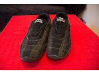 Lonsdale trainers size 8